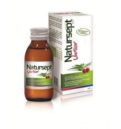 Natur-sept junior płyn - 150 ml