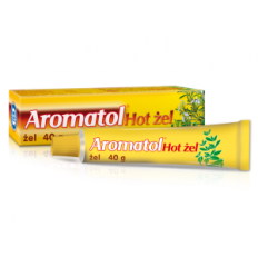 Aromatol hot żel - 40 g