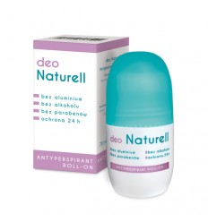 Deo Naturell antyperspirant roll-on - 75 ml