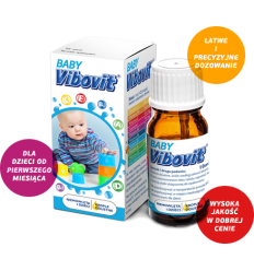 Vibovit baby krople - 10 ml