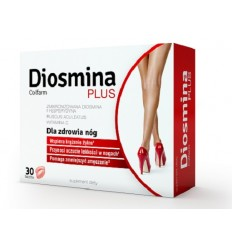 Diosmina Plus - 30 tabletek