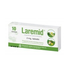 Laremid 2 mg - 10 tabletek