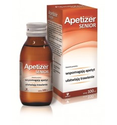 Apetizer senior syrop - 100 ml