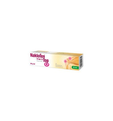 Naklofen top 10 mg/g żel - 60 g