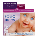 FOLIC ACTIVE - 30 tabletek