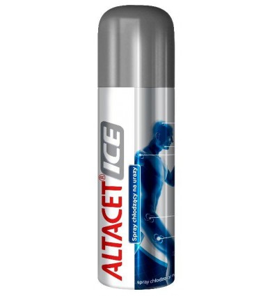 Altacet ice spray - 130 ml