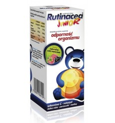 Rutinacea Junior syrop - 100 ml