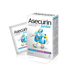 Asecurin JUNIOR - 10 saszetek